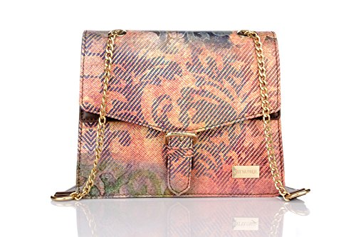 Satyapaul Women's Sling Bag (Multi)