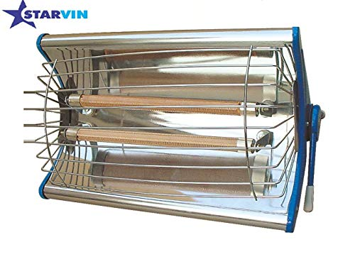 Starvin Happy Home Laurels Rod Type Heater || Room Heater || 1 Season Warranty || Model – Bobby ||S-01