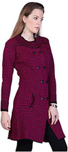 Load image into Gallery viewer, Montrex Women's Plain Coats (Montrex-8818Pink, Pink, M)