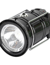 Load image into Gallery viewer, LED Solar Emergency Light Lantern, USB Mobile Charging, Torch Point, Travel Camping Lantern