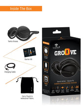 Load image into Gallery viewer, Tantra Groove Folding Bluetooth 4.1 on-Ear Wireless Headphone
