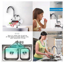 Load image into Gallery viewer, Water Faucet - Electric Instant Hot Water Heater Faucet Tap