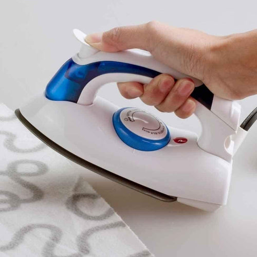 Portable Travel Folding Handle Mini Electrical Steam Iron Press
