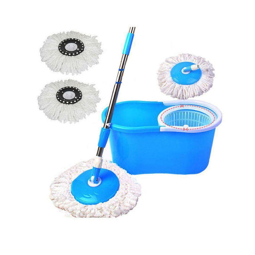 Riflection 360 Degree Spin Mop Complete Set Including 2 Refill