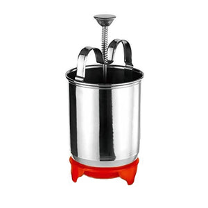 Stainless Steel Meduwada Maker