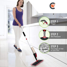 Load image into Gallery viewer, Floor Cleaning Spray MOP for Home & Offices