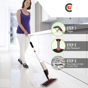 Floor Cleaning Spray MOP for Home & Offices