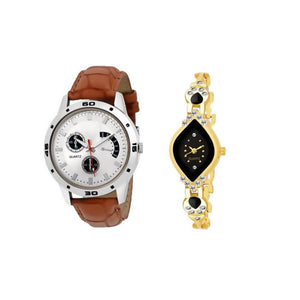 Combo Of Multicolor Men & Women Watch