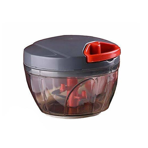 Handy Mini Vegetable Chopper with 3 blades