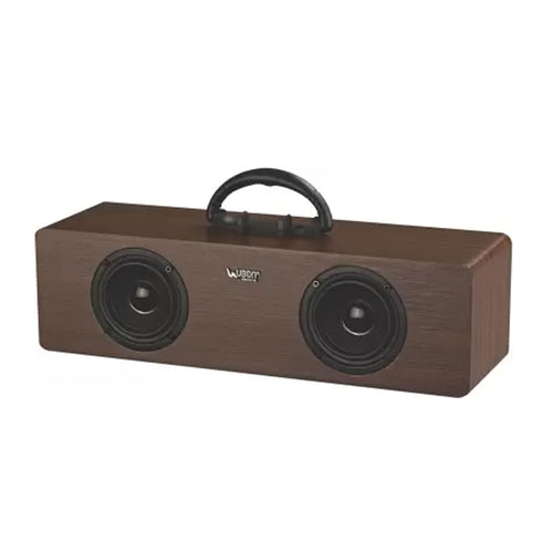 Ubon sp45 wooden bluetooth speaker