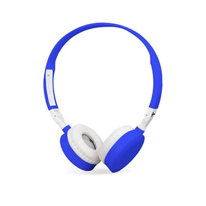 Folding Wired Headphone Set with Mic