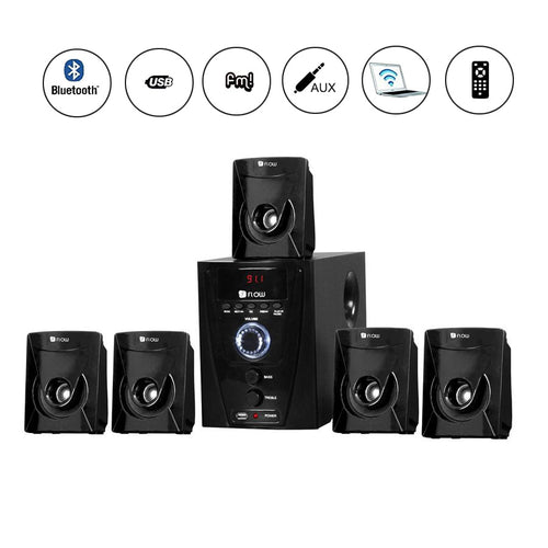 Flow Flash Bluetooth 5.1 Speaker Home Theatre System