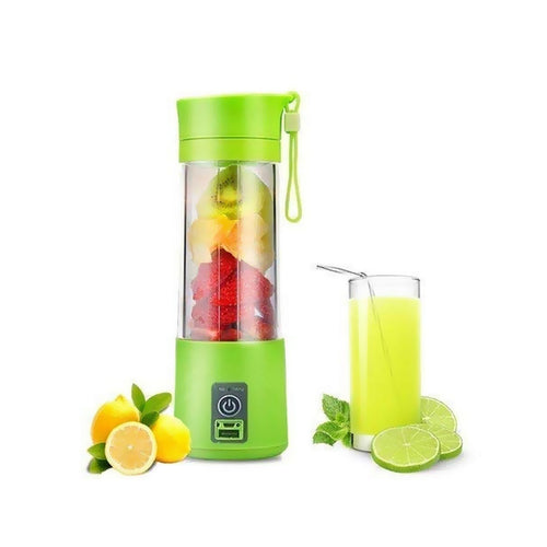 Rechargeable Portable Electric Mini USB Juicer Bottle Blender For Making Juice