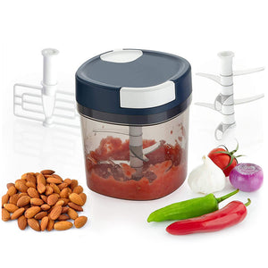 Modern Vegetable Chopper with 6 blades