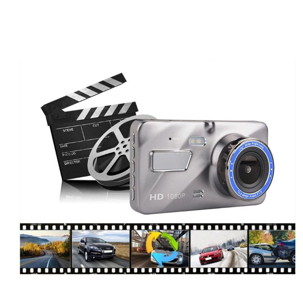 HD 1080P Ultimate Car DVR Dash Cam Camera Night Vision PAL//NTSC Video Recorder