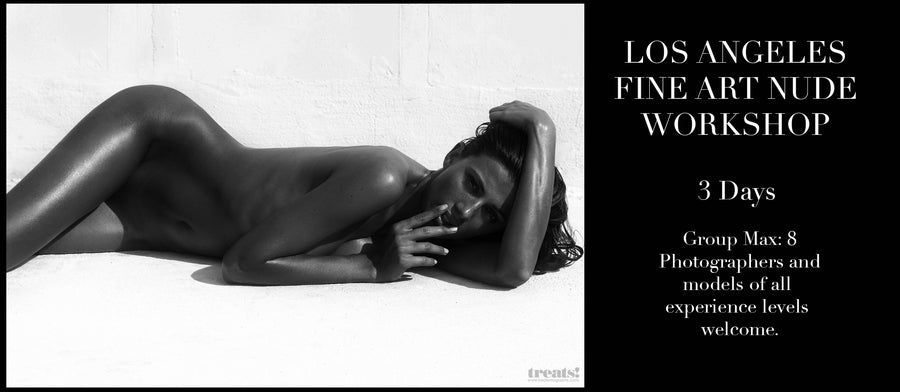 Los Angeles Fine Art Nude Workshop with Robert Voltaire - Robert Voltaire