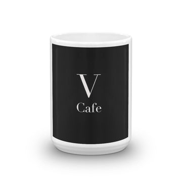Voltaire Cafe Mug - Robert Voltaire