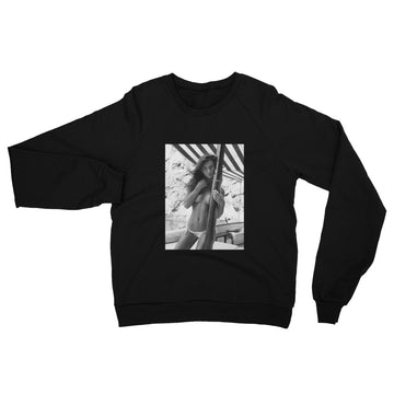Rachel Cook Unisex California Fleece Raglan Sweatshirt - Robert Voltaire