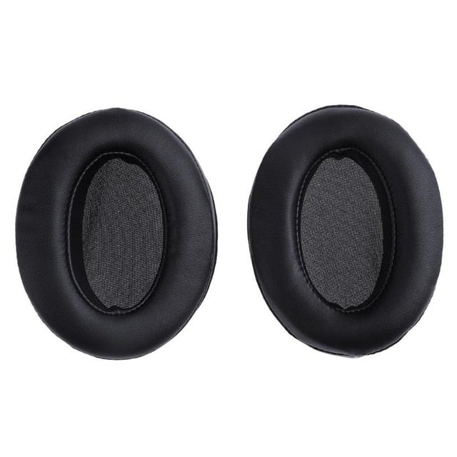 ALLOYSEED 1 Pair Replacement Memory Foam Earpads Ear Cusion Covers for Sony HM5 Large Over-head Headphone - BestCheapEarbudsShop
