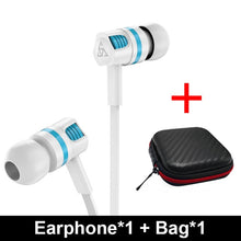 Load image into Gallery viewer, Musttrue Professional Earphone Super Bass Headset with Microphone - BestCheapEarbudsShop