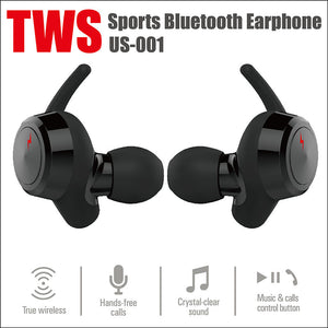 US001 Mini Wireless Bluetooth 4.2 Earbuds - BestCheapEarbudsShop