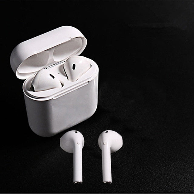 Magnetic Charger Box Earbuds IFANS I9 - BestCheapEarbudsShop
