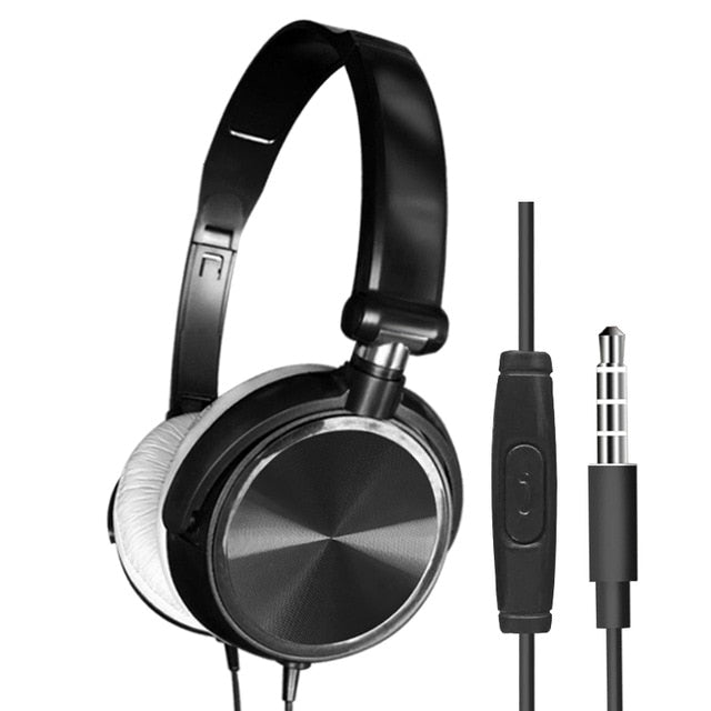 New Wired Headphones With Microphone - BestCheapEarbudsShop
