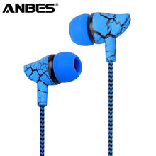 Load image into Gallery viewer, Wired Headphones Super Bass 3.5mm Crack Earbuds with Microphone - BestCheapEarbudsShop