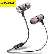 Load image into Gallery viewer, AWEI T12 Bluetooth Wireless Sport Running Earbuds For Phone - BestCheapEarbudsShop