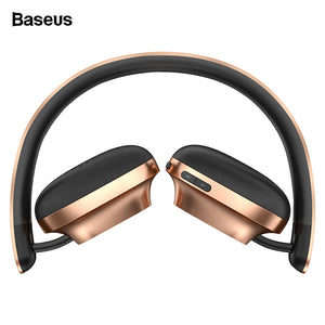Baseus D01 Bluetooth Wireless Headphones With Mic - BestCheapEarbudsShop