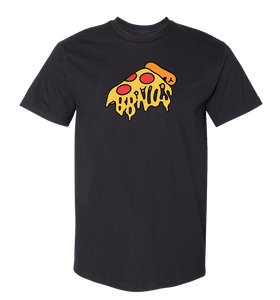 Pizza Tee (Black)
