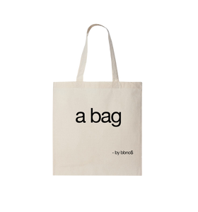a tote bag (Natural)