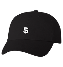 Load image into Gallery viewer, Dollar Sign Embroidered Dad Hat