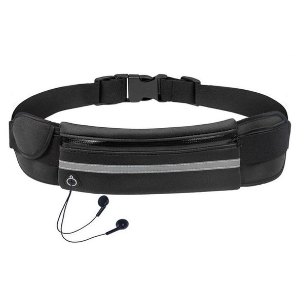 Outdoor Running Waist Bag Waterproof Mobile Phone Holder