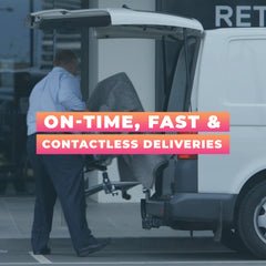 On Time, Contactless Delivery