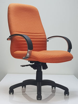 High Back Reclining Desk Chair
