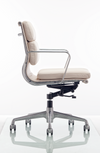 Memory Medium Padded Chair (in Ivory)