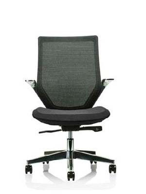 Power Chair (in Mesh back and black fabric seat)