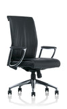 Black corporate chair