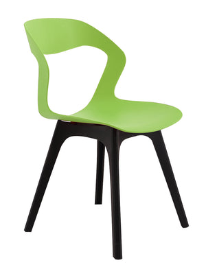 Green lunchroom chair