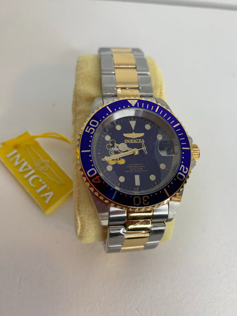 Cool Find! Invicta Time piece 'Mickey Mouse Edition'
