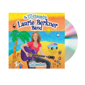 Ultimate Laurie Berkner Band Collection - CD