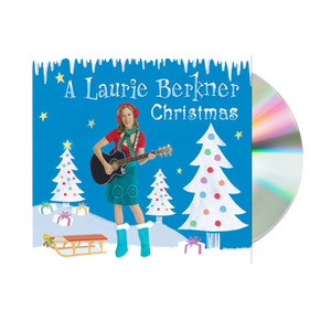 A Laurie Berkner Christmas - CD