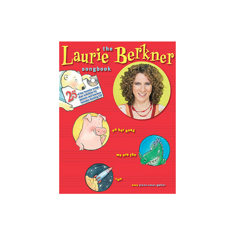 The Laurie Berkner - Songbook