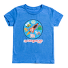 Rocket Youth T-Shirt (Blue)