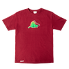 Ask Me What I Say . . . Youth T-Shirt (Maroon)