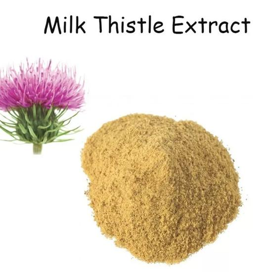 Milk Thistle For Your Liver Health