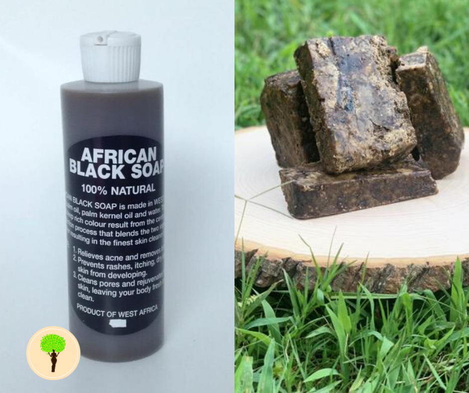 Find Out Why African Black Soap is Good For The Hair and Skin