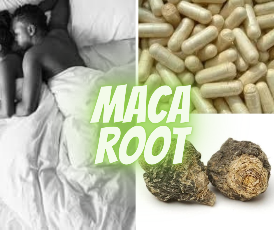 Losing Your Sex Drive? Try Maca Root