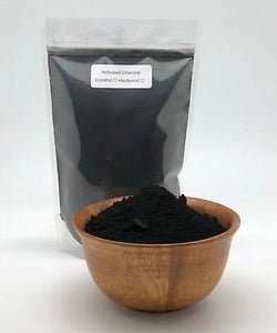 Activated Charcoal Powder Organic 100% Natural Food Grade